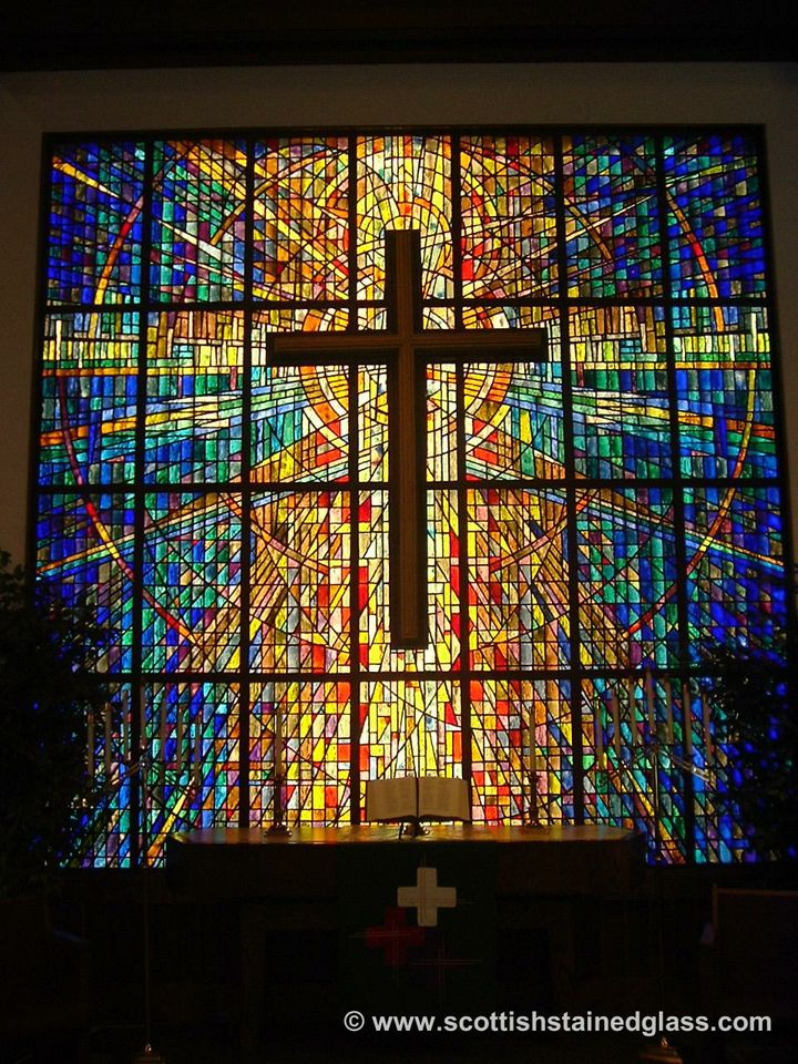 Scottish Stained Glass Houston Church