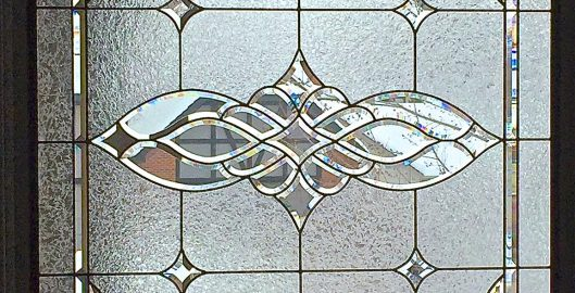 custom stained glass houston
